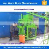 WANTE machinery WT2-10 hydraulic interlock clay brick machine hydraulic clay bricks press machine