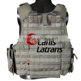 Tactical Army Hunting Assault Vest Abrasion Resistant Cordura Nylon Fabric CL4-0021