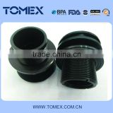 China supplier 32mm PVC Tank Bulkhead Fittings Connector                                                                         Quality Choice