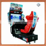 Out Run Simulator Coin Operated Chinese Motorcycles Driving Car Racing Games Machine For Sale