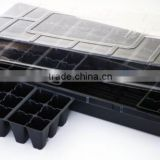 2015 Hot New Products Hydroponic Greenhouse Propagation Root Heat Mat /plastic seed planter tray