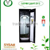 Commercial Hydroponic Systems Indoor Gardening Box Plant Grow Cabinet Greenhouse metal frame steel locker house