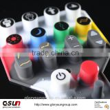 New design Top Quality silicone Membrane switch rubber Keypad