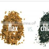 Flax Seeds vs. Chia Seeds