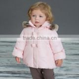 DB393 dave bella winter infant coat baby wadded jacket padded jacket outwear winter coat jacket