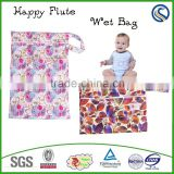 Happy flute waterproof more conveniently high quality wet bag/ new design ruseable wet bags
