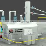 Usable Car Oil Distillation Refinery Machine And Waste Engine Oil Recycling Distillation Plant