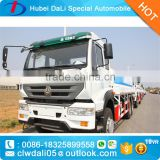 10 CBM Fecal suction tanker truck for sale