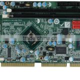 PICMG 1.0 CPU card with Intel G41 supports LGA775 Intel Core2 Quad, VGA, DDR3, Dual PCIe GbE, SATA 3Gb/s, COM, USB 2.0, Audio