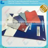 Full color printing passport holders & PVC plastic card with holders