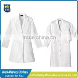 OEM Custom White Doctor Lab Coat white coat for doctor                                                                         Quality Choice