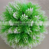 2013 China Artificial grass ball garden fence gardening water walker ball inflatable bumper ball