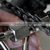 high quality steel bike chain device bicycle chain device Repair tool