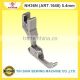 Industrial Sewing Machine Parts NECCHI Machine Single Needle NH36N (ART.1648) 5.4mm Presser Feet