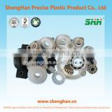 Free Samples of Plastic Injection Molding for Plastic Ball Bearings with Moderate Price from China