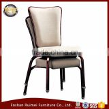 C-019 Wholesale hotel banquet equipment stacking chairs