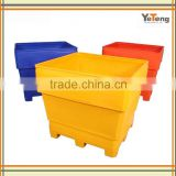 rotomolding plastic Cooler box.cast mold for the food cooler box