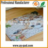 AY Anti Slip Waterproof Floor Mat , Floor Decorated Carpet , Beauty Pattern Door Mat                                                                         Quality Choice