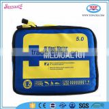 personal auto mini travel medicine first aid kit bag