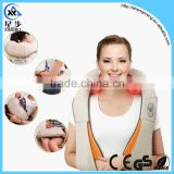 Electric Shiatsu Kneading Heating Neck Massager Belt With Vehicle Concept Design                                                                         Quality Choice