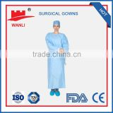 Medical Product Nonwoven Disposable Surgical Gown Isolation Gown