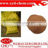High quality china origin Magnesium ligno sulfonate light yellow powder in construction, ceramic, agriculture areas