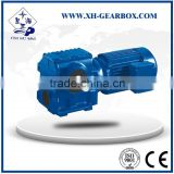 SEW Style's helical worm geared motor