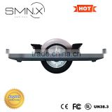 Saminax 36V 700W skate board 1 wheel self balance electric wheel scooter with LED light