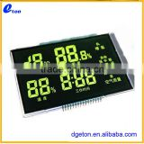 Air conditioner remote control LCD display module monochrome LCD 3.0V