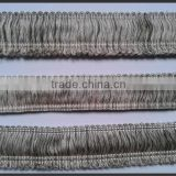Decorative brush sofa fringe trimming 2016
