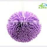 2016 High Quality EVA Sponge Flower Bath Sponge                                                                         Quality Choice