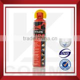 Carbon dioxide fire extinguisher, fire extinguisher co2 cylinder