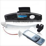 Steering Wheel Bluetooth car kit/Bluetooth handsfree Car kit/Bluetooth FM transmitter/modulator