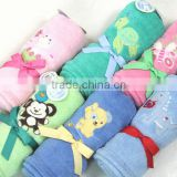 2015 super soft high quality 100% polyester hot sales best selling baby toys blanket factory outlet