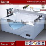 Franch hot sale bathtub with jets, double hot bubble bathtub, whirlpool tub hot full hd whirlpool bathtub with free sex video