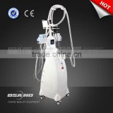 New 5 in 1 Cellulite Removal Sixpolar RF 635-650nm Diode Laser LLLT Lipo Laser Cavitation Machine