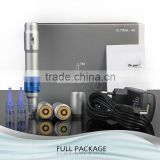 Permanent make up machine rechargeable derma pen device Dr.pen Ultima A6 with two lithium batteries