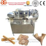 Automatic Stainless Steel Waffle Biscuit Making Machine/Waffle Cookies Baking Machine/Waffle Biscuit Forming Machine