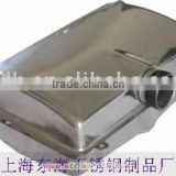 S/S Fuel Tank (ISO9001:2000 APPROVED)