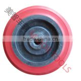 good sales 4 inch 4x1.25 small hard plastic wheels