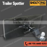 Skid Steer Trailer Spotter, Trailer Tow ball