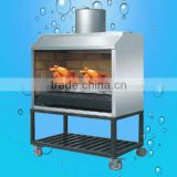 Hot Sale Electric or Gas Vertical Rotisseries