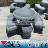 Outdoor Bench Granite Park Bech Garden Stone Tables and Beches