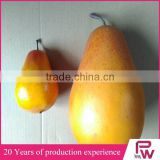 Wholesale Artificial Fruit For Decoration beaded artificial fruit pear artificial fruit pomegranate for home decoration