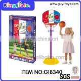 kings sets China factories basketball set toys sport