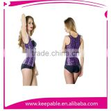 weight loss slimming shaperwear belly-tight bust-up shapewear plus size for women