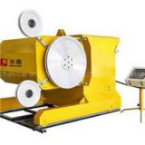 Diamond Wire Saw Machine Equipment For Cutting Marble And Granite