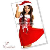 Fashionable christmas lingerie,Sexy Santa Costumes,Mrs Santa Claus Costume