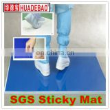 clean room cleanroom sticky flooring mats