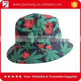 high quality cheap print bucket hat custom